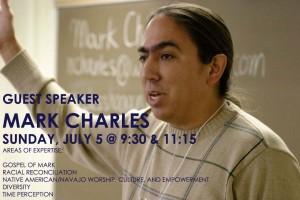 mark charles