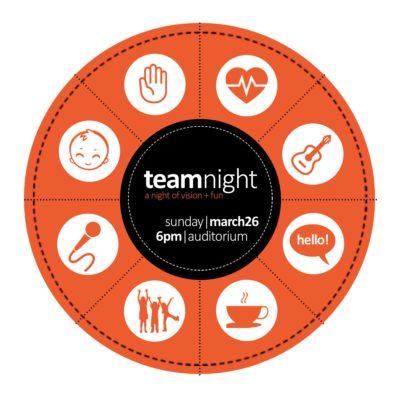 team night copy