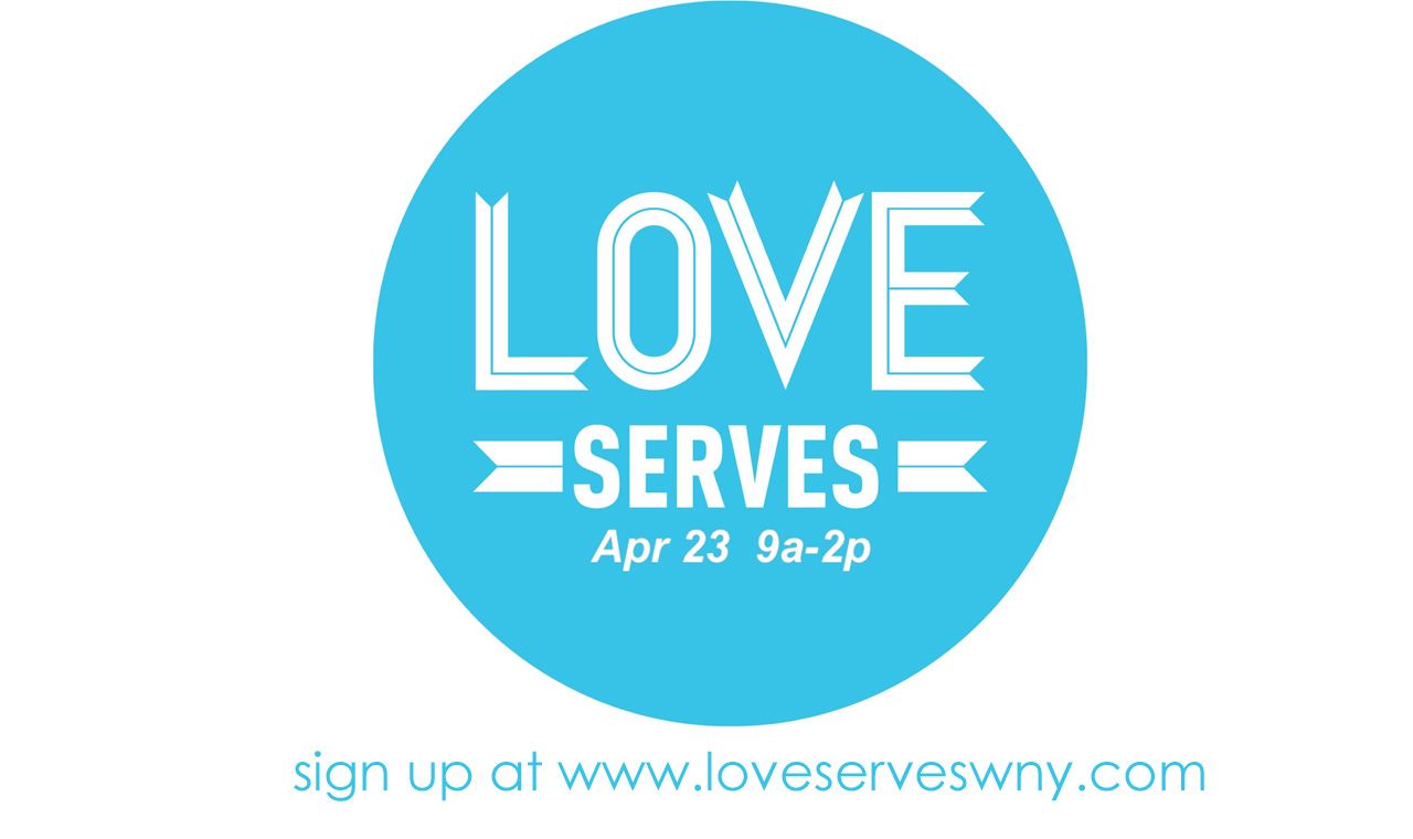 Love Serves - April 23rd