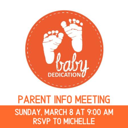 Baby Ded Parent Info Mtg IG